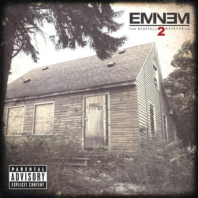 The Marshall Mathers LP 2 - Edition Deluxe