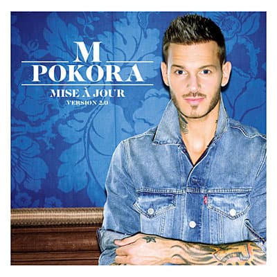 m pokora biographie et discographie sur trackmusik. Black Bedroom Furniture Sets. Home Design Ideas