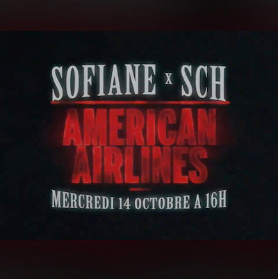 American Airlines (feat SCH) - Single
