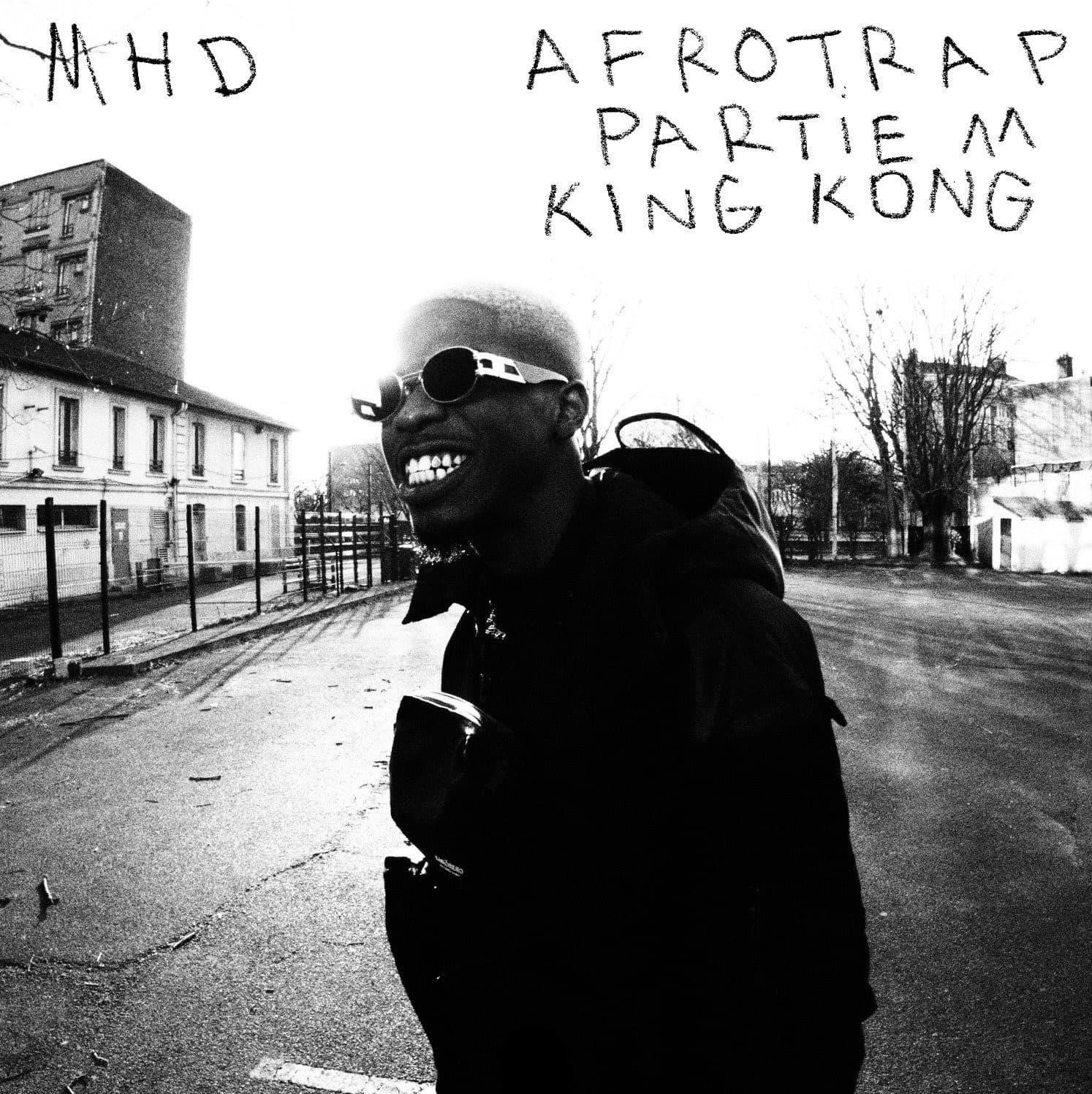Afro Trap Part. 11 (King Kong) - Single
