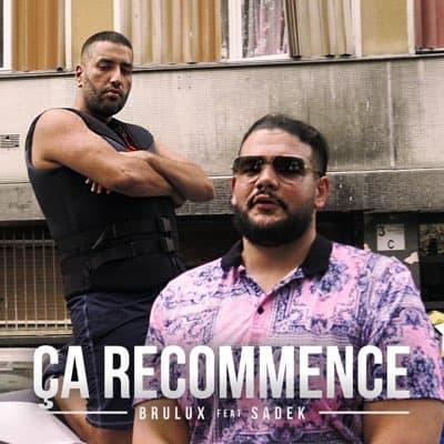 Ça recommence (feat. Sadek) - Single
