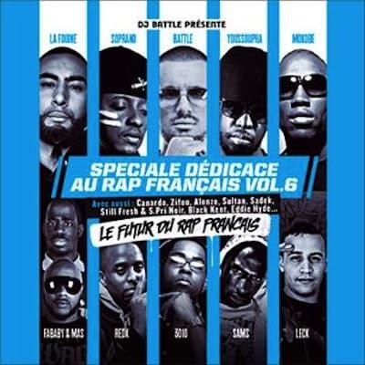 Spéciale dédicace au rap français volume 6 - Le futur