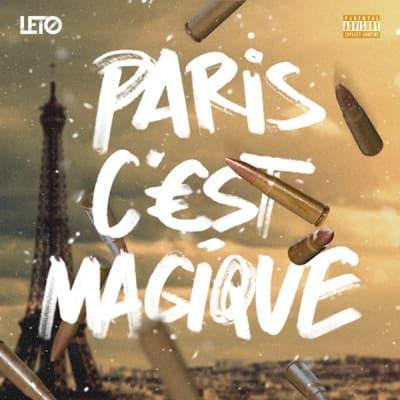 Paris c'est magique - Single