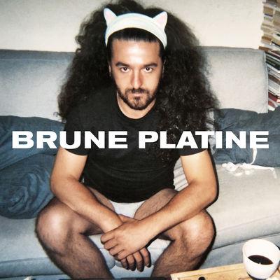 BRUNE PLATINE