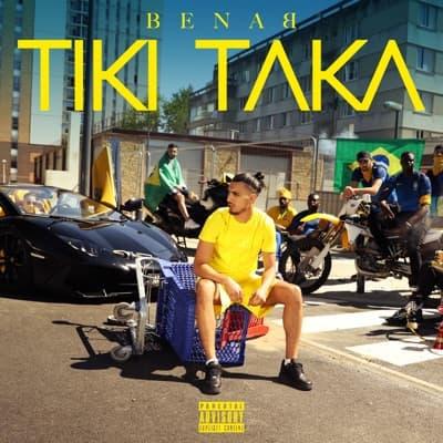 Tiki Taka - Single
