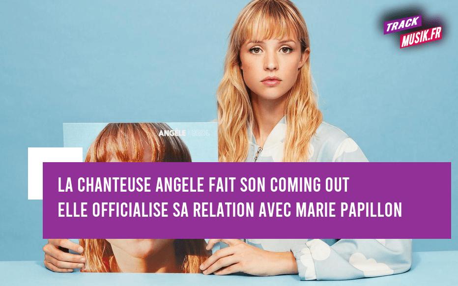 Angele ComingOut