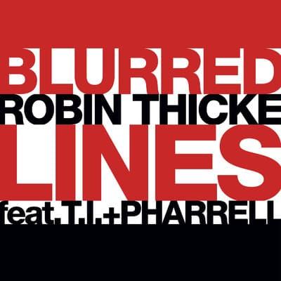 Blurred Lines feat. T.I. & Pharrell