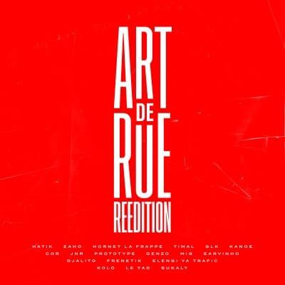 Art de rue (Réédition)