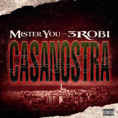 Casanostra (feat. 3robi) - Single