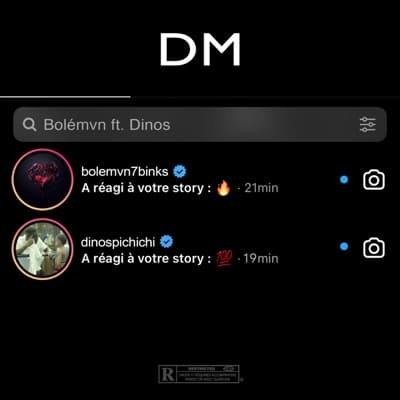 DM (feat. Dinos) - Single