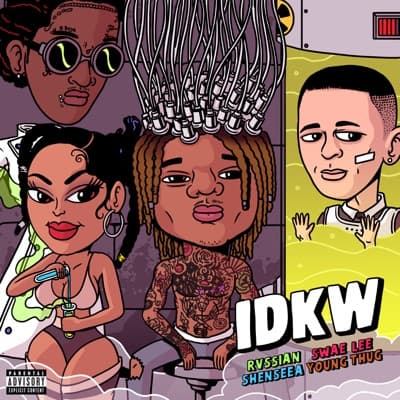 IDKW (feat. Young Thug) - Single