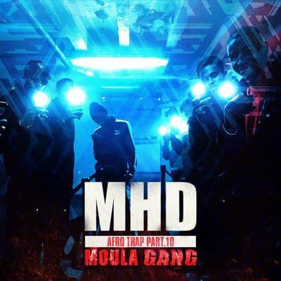 Afro Trap Pt. 10 (Moula Gang) - Single