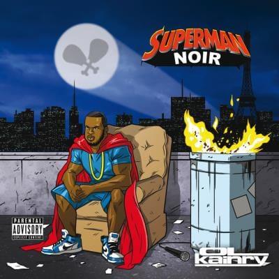 Superman noir