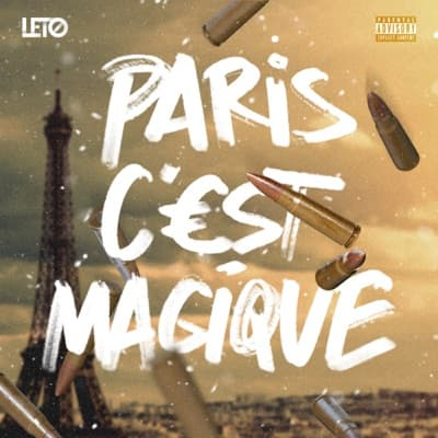 Paris c'est magique - Single