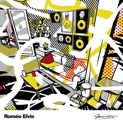 Roméo Elvis dévoile la tracklist du projet Maison !