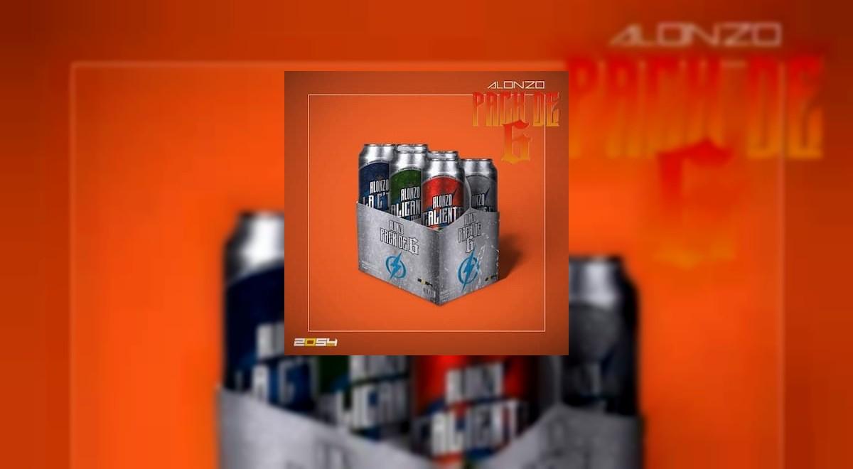 Pack de 6 - EP de Alonzo est disponible !
