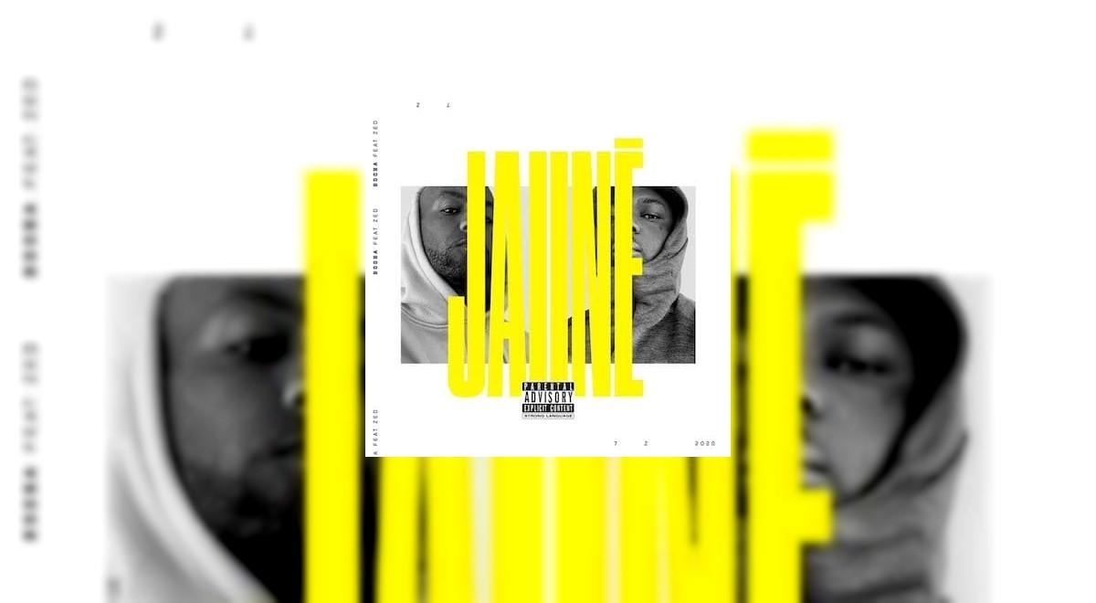 Booba annonce Le Single : JAUNÉ - Single !