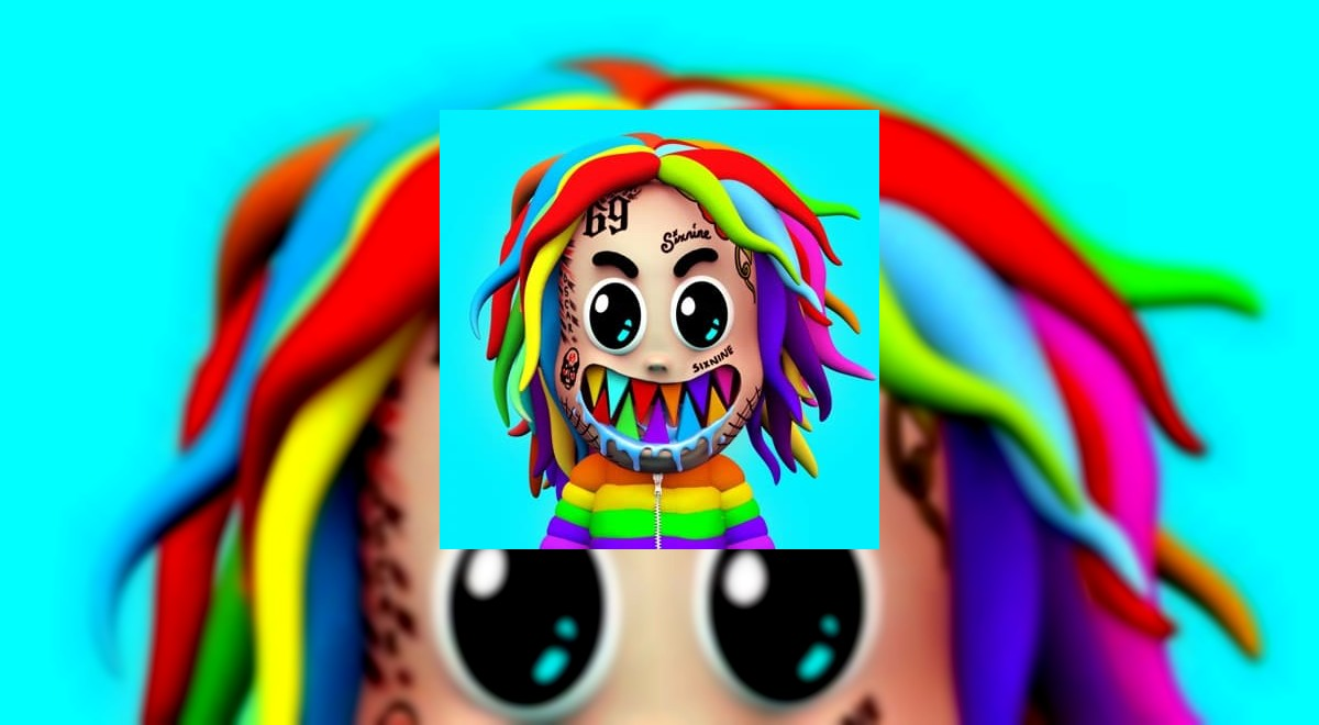 Le Single GOOBA - Single de 6ix9ine est disponible !