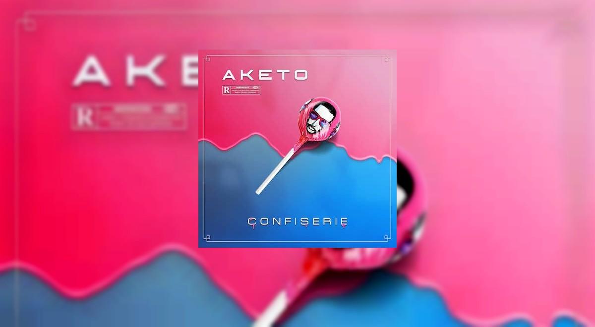 Aketo annonce L'EP : Confiserie !