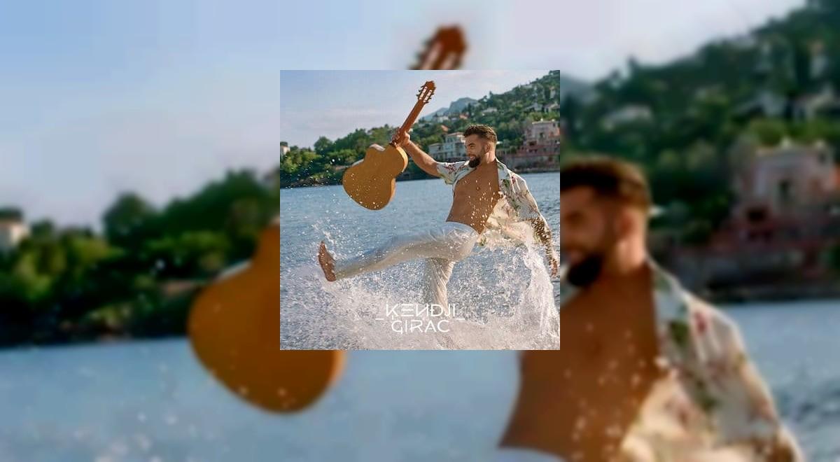 L'Album Mi Vida de Kendji Girac est disponible !