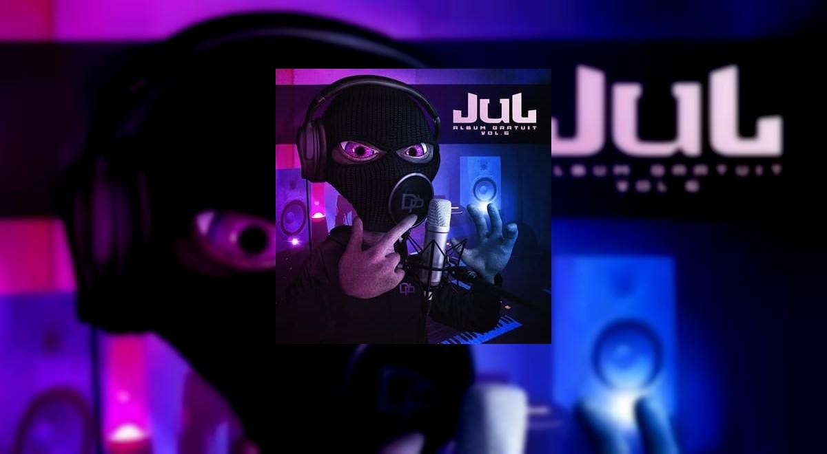 L'Album Album gratuit, vol. 6 de Jul est disponible !