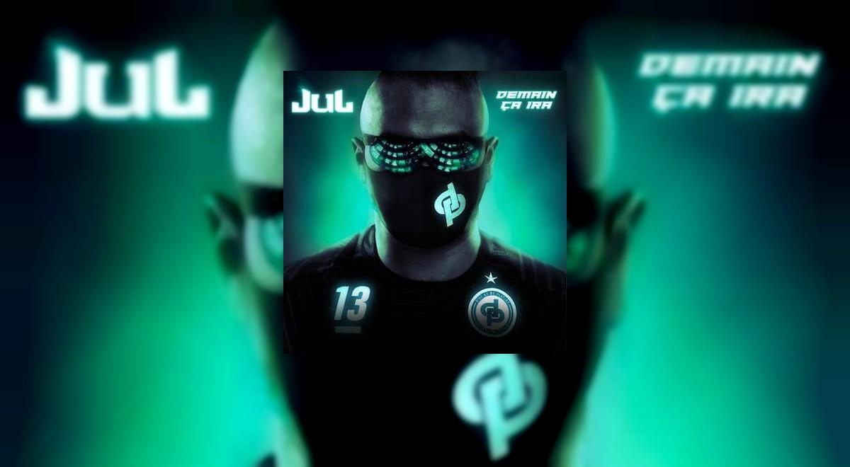 L'Album Demain ça ira de Jul est disponible !